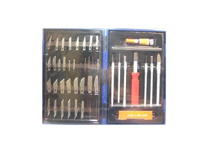 Imagem de ESTILETE LEE TOOLS PRECISAO C/52p LEE TOOLS