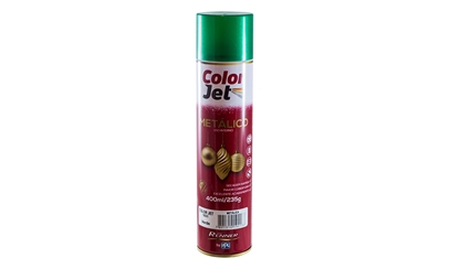 Imagem de SPRAY RENNER VERDE METALICO 400ml 1631 RENNER