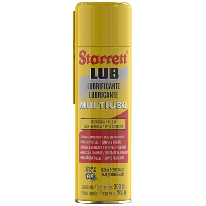 Imagem de OLEO LUBRIF.STARRET LUB 300ml SPRAY STARRET